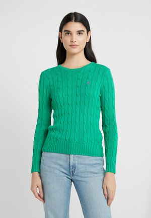 JULIANNA  - Sweter - preppy green