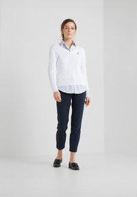 Polo Ralph Lauren - KIMBERLY - Sweter - white - 1
