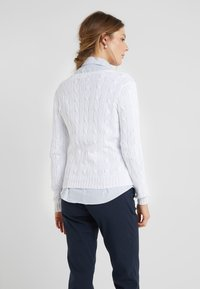 Polo Ralph Lauren - KIMBERLY - Sweter - white - 2