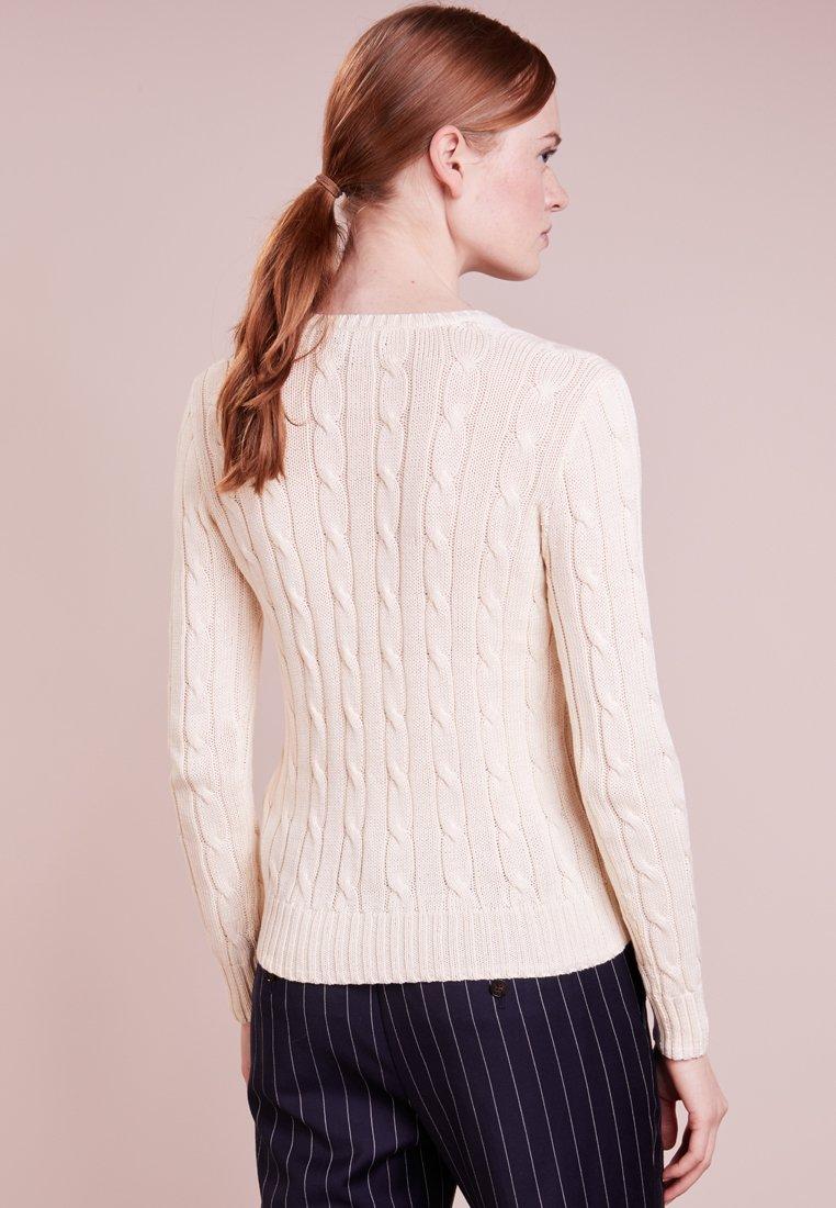 Polo Ralph Lauren KIMBERLY - Sweter - cream