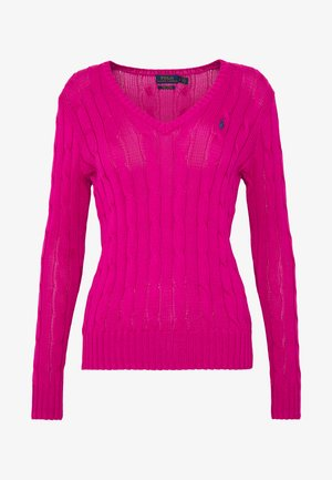KIMBERLY - Jersey de punto - accent pink