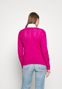 Polo Ralph Lauren - KIMBERLY - Sweter - accent pink - 2