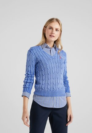 KIMBERLY - Pullover - maidstone blue