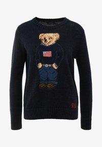Polo Ralph Lauren - Sweter - navy multi - 3