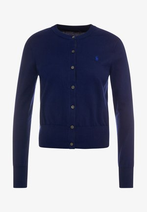 Strikjakke /Cardigans - bright navy