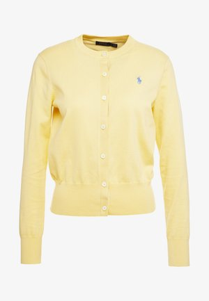 Cardigan - bristol yellow