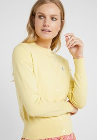 Polo Ralph Lauren - Cardigan - bristol yellow - 3