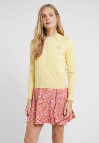 Polo Ralph Lauren - Cardigan - bristol yellow - 0