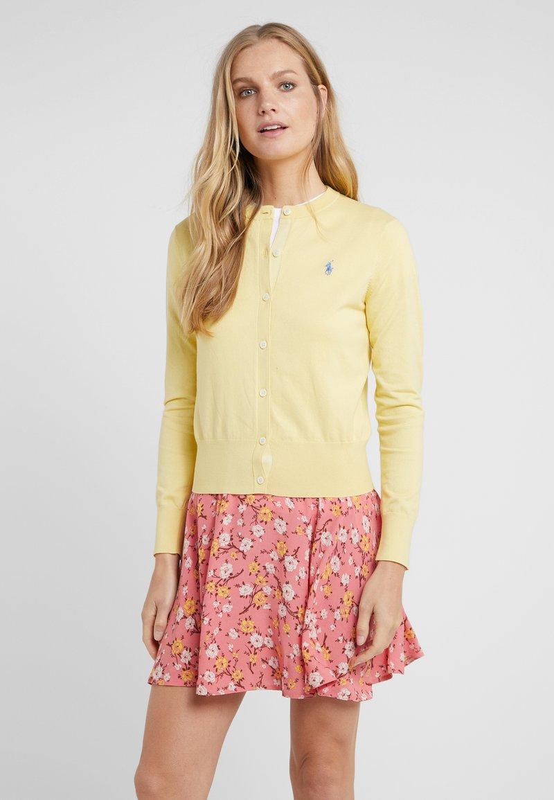 Polo Ralph Lauren - Cardigan - bristol yellow