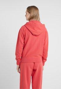 Polo Ralph Lauren - SEASONAL - Zip-up hoodie - spring red - 2