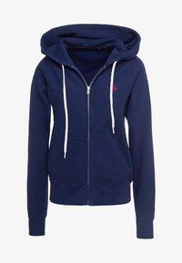 Polo Ralph Lauren - SEASONAL - Zip-up hoodie - cruise navy - 3