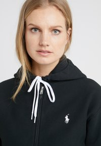 Polo Ralph Lauren - SEASONAL - veste en sweat zippée - black - 4