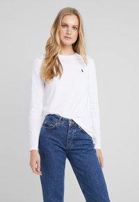 Polo Ralph Lauren - Topper langermet - white - 0