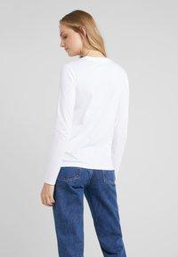 Polo Ralph Lauren - Topper langermet - white - 2