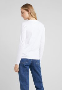 Polo Ralph Lauren - Top sdlouhým rukávem - white - 2