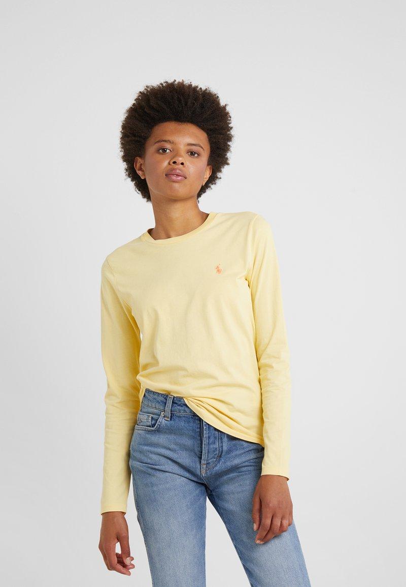 Polo Ralph Lauren - T-shirt à manches longues - empire yellow