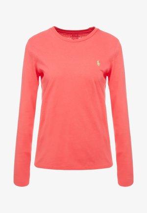 Camiseta de manga larga - racing red