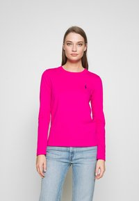 Polo Ralph Lauren - Maglietta a manica lunga - accent pink - 0
