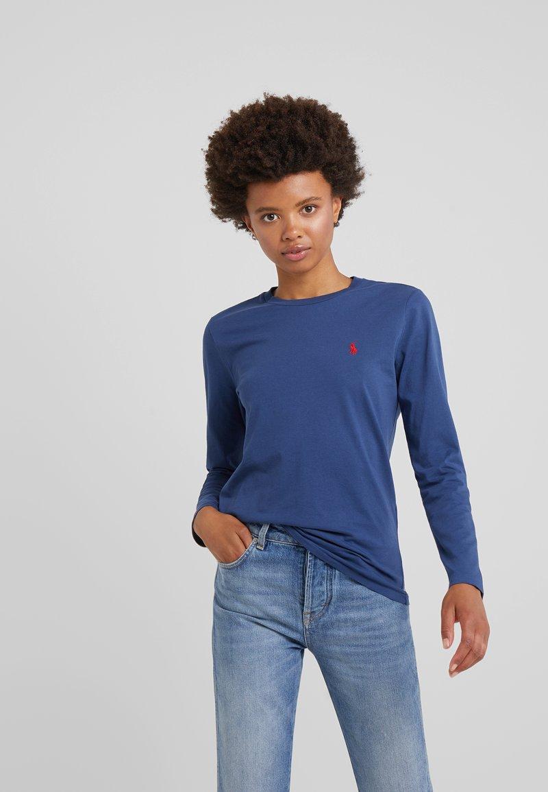 Polo Ralph Lauren - Bluzka z długim rękawem - rustic navy