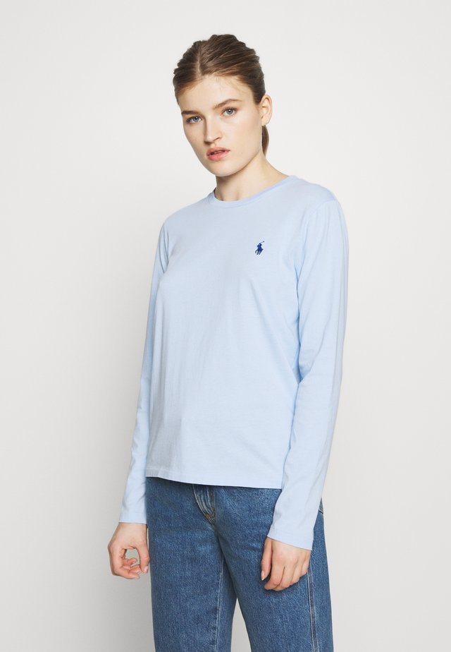 Langærmede T-shirts - elite blue