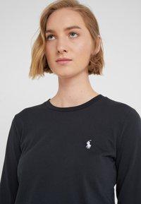 Polo Ralph Lauren - Maglietta a manica lunga - polo black - 4