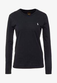 Polo Ralph Lauren - Maglietta a manica lunga - polo black - 3