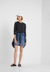 Polo Ralph Lauren - Maglietta a manica lunga - polo black - 1