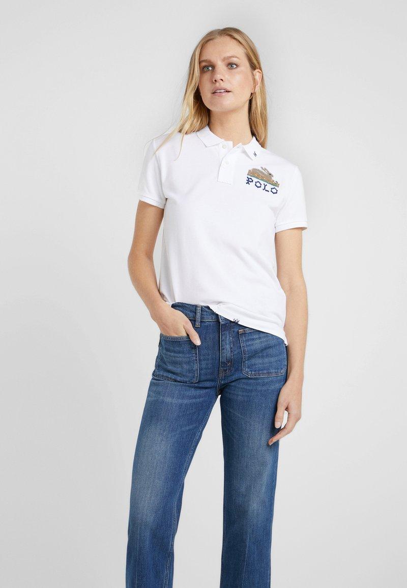 Polo Ralph Lauren - BASIC  - Poloshirt - white