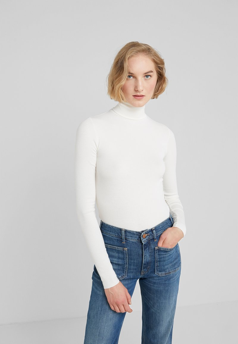 Polo Ralph Lauren - T-shirt à manches longues - clubhouse cream