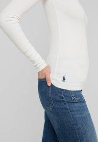 Polo Ralph Lauren - T-shirt à manches longues - clubhouse cream - 5