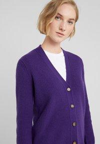 Polo Ralph Lauren - Cardigan - noble purple - 4
