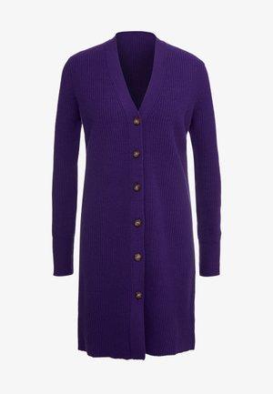 Cardigan - noble purple