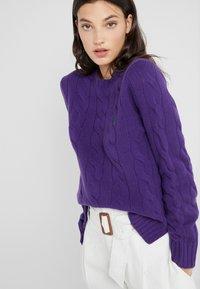 Polo Ralph Lauren - Jumper - noble purple - 3