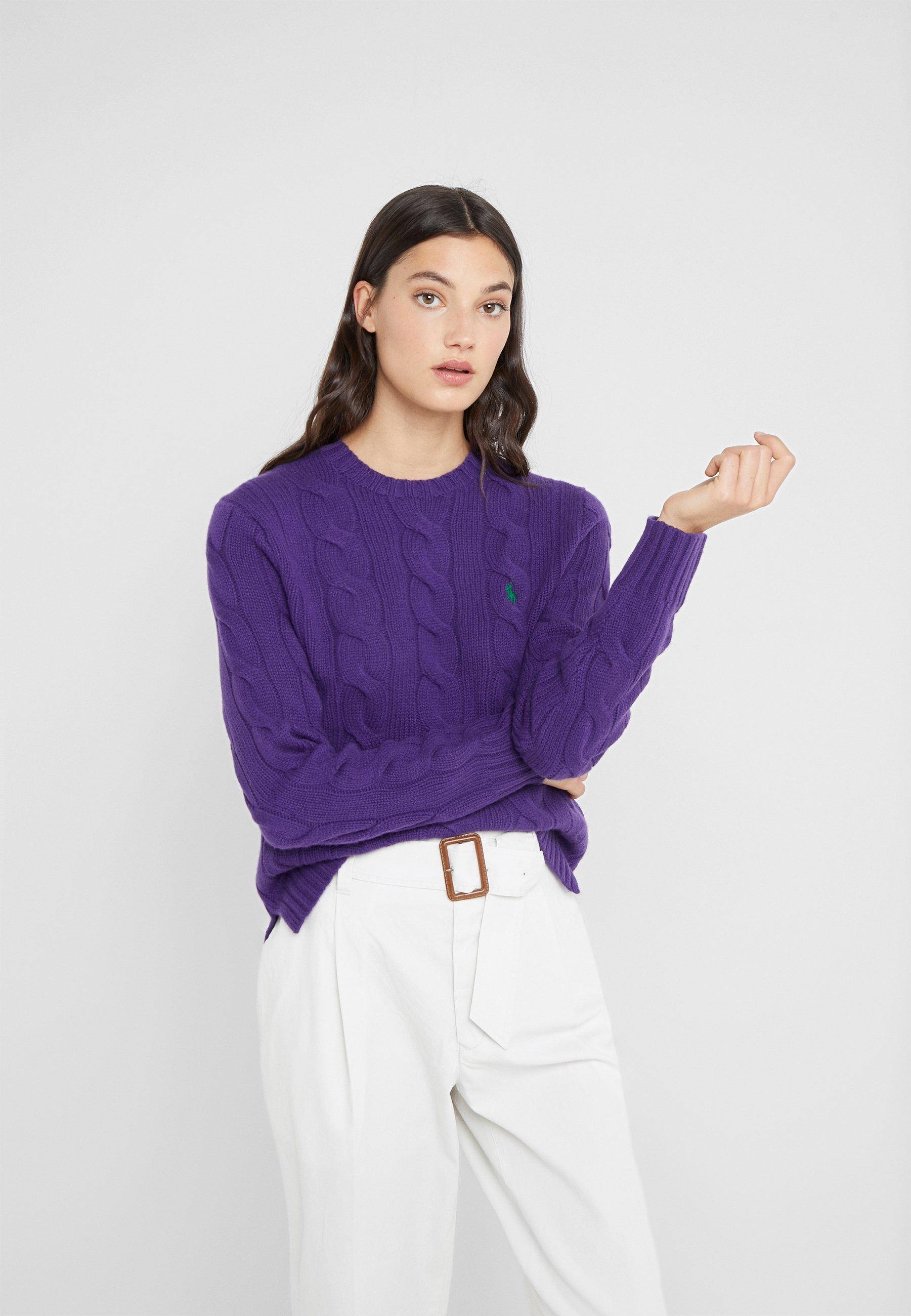Purple PulloverNoble Polo Lauren Ralph LAjR534