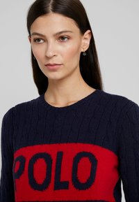 Polo Ralph Lauren - Jersey de punto - hunter navy/fall