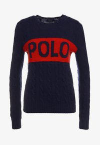Polo Ralph Lauren - Jumper - hunter navy/fall - 3