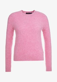 Polo Ralph Lauren - BLEND - Svetr - wine rose heather - 3
