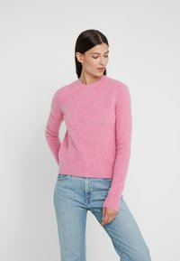Polo Ralph Lauren - BLEND - Svetr - wine rose heather - 0