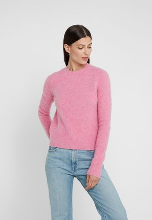 BLEND - Maglione - wine rose heather