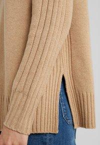 Polo Ralph Lauren - Svetr - camel melange - 5