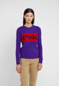 Polo Ralph Lauren - BLEND - Maglione - grand prix purple - 0