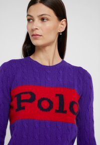 Polo Ralph Lauren - BLEND - Maglione - grand prix purple - 4