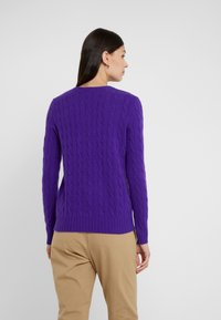 Polo Ralph Lauren - BLEND - Maglione - grand prix purple - 2