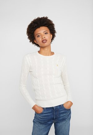 Jumper - cream