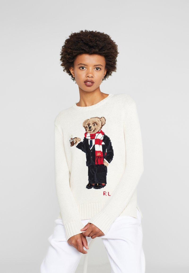 Polo Ralph Lauren - Sweter - cream