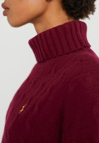 Polo Ralph Lauren - BLEND - Jumper - burgundy