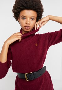 Polo Ralph Lauren - BLEND - Jumper - burgundy - 5