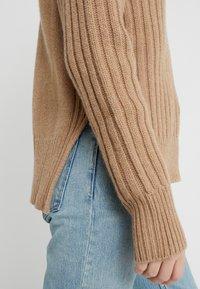 Polo Ralph Lauren - LONG SLEEVE - Maglione - luxury beige - 5