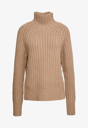 LONG SLEEVE - Sweter - luxury beige