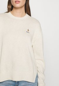 Polo Ralph Lauren - Svetr - cream - 4